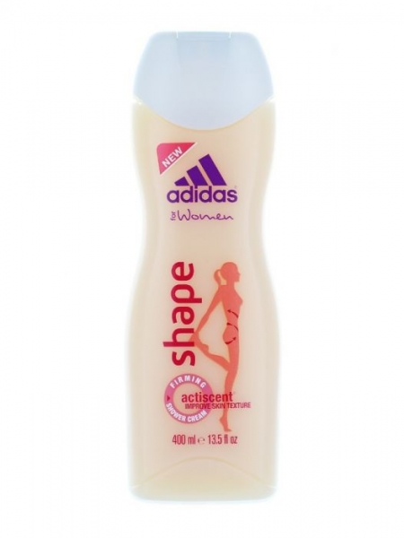 Adidas Gel de dus, Femei, 400 ml, Shape 0