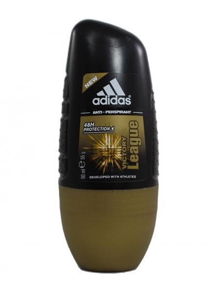 Adidas Deodorant Roll-on, Barbati, 50 ml, Victory League
