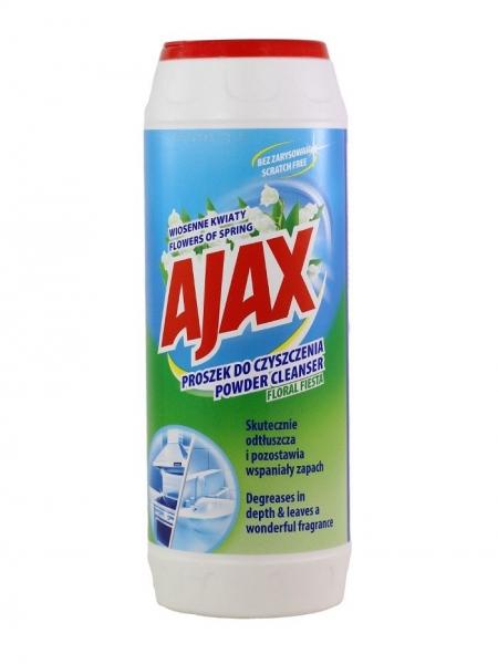 Ajax Praf de curatat, 450g, Flowers of Spring