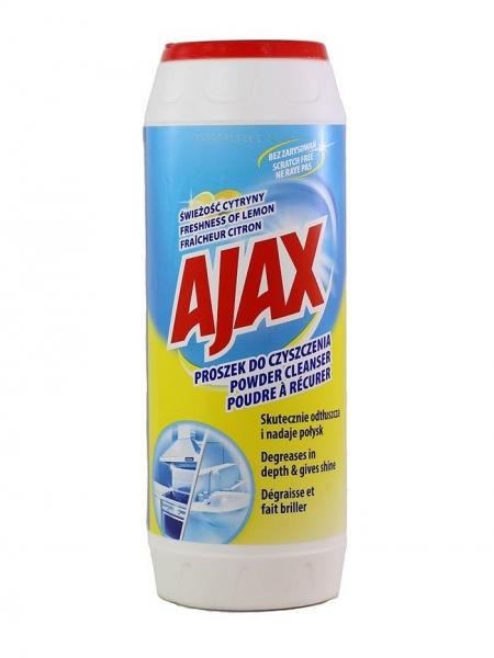 Ajax Praf de curatat, 450g, Lemon