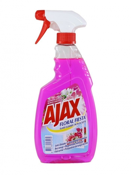 Ajax Solutie curatat geamuri, 500 ml, Flowers Bouquet 0