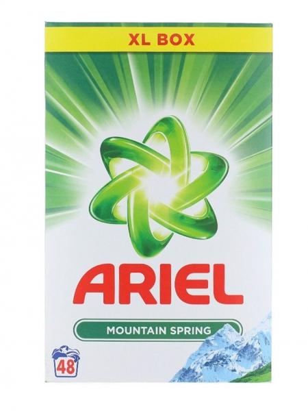 Ariel Detergent automat, 3.6 kg, 48 spalari, Mountain Spring