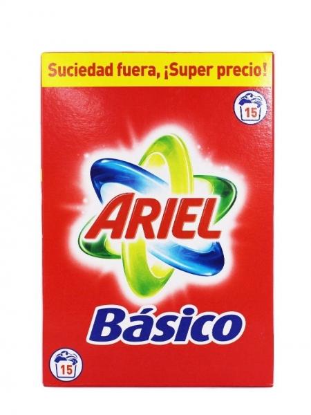 Ariel Detergent automat, 975 g, 15 spalari, Basico