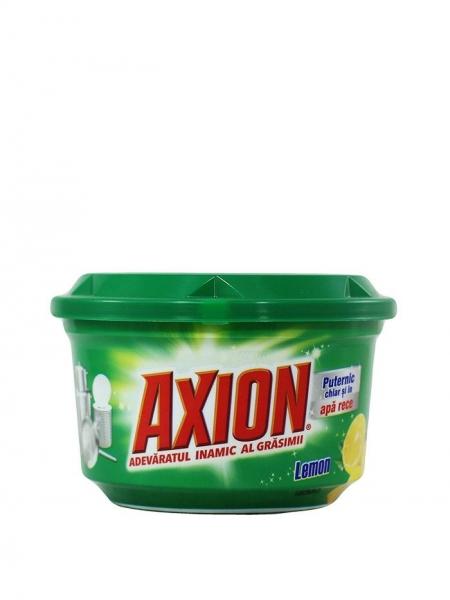 Axion Detergent pasta pentru vase, 400 g, Lemon