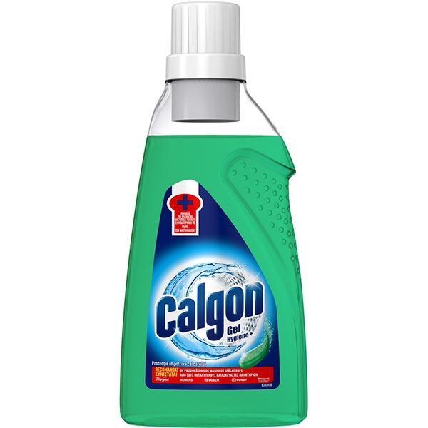 Calgon Gel anticalcar, 1.5 L, Hygiene+ 0