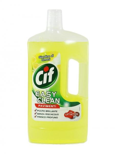 Cif Detergent Pardoseli, 1 L, Lemon