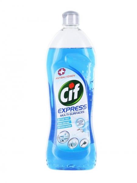 Cif Solutie curatat multisuprafete, 750 ml, Express