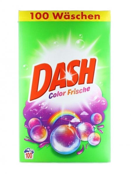Dash Detergent automat, 6.5 kg, 100 spalari, Color Frische 0