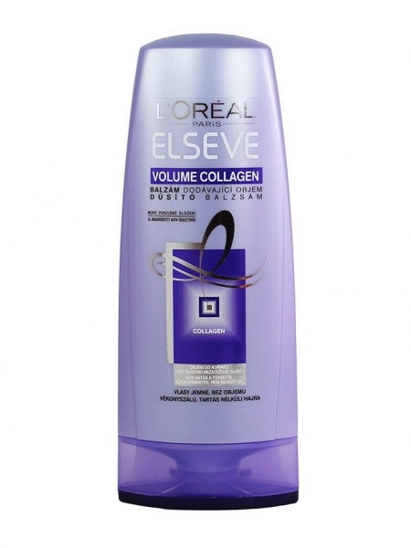 L'Oréal Elseve Balsam de par, 200 ml, Volume Collagen
