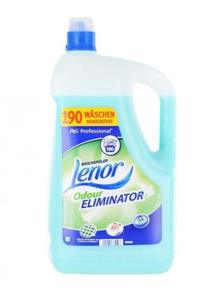 Lenor Balsam de rufe, 4.75 L, 190 spalari, Odour Eliminator 0