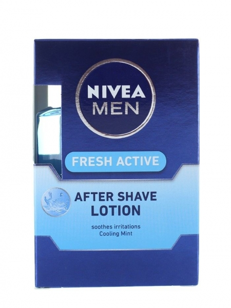 Nivea After Shave, 100 ml, Fresh Active