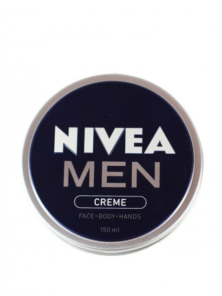 Nivea Crema hidratanta, 150 ml, Men 0