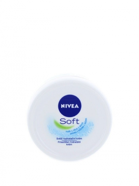 Nivea Crema de corp, 50 ml, Soft 0
