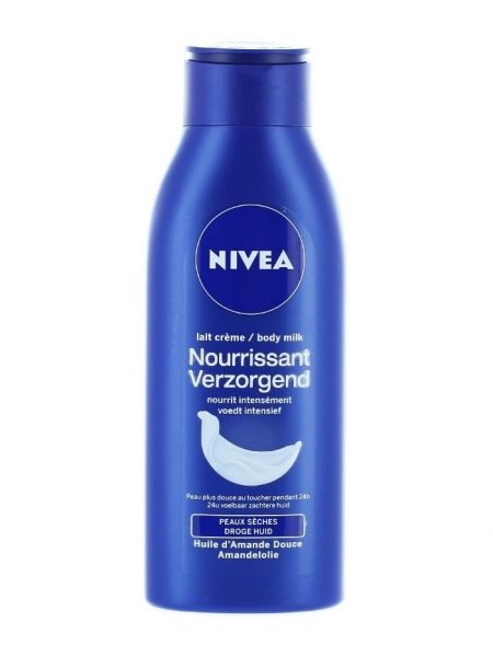 Nivea Lotiune de corp, 400 ml, Rich Nourishing