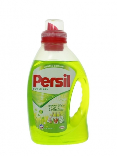 Persil Detergent lichid, 1.46 L, 20 spalari, Summer Stains Collection