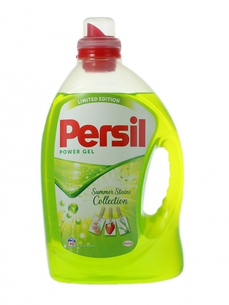 Persil Detergent lichid, 2.92 L, 40 spalari, Summer Stains Collection