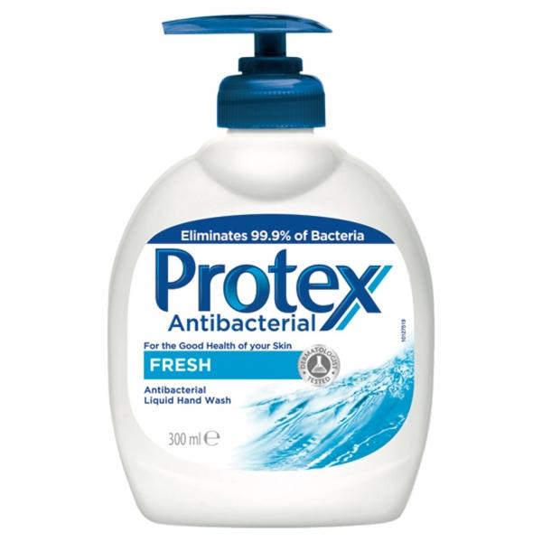 Protex Antibacterial Sapun lichid, 300 ml, Fresh 0