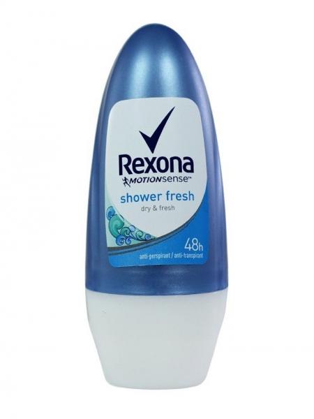 Rexona Deodorant Roll-on, Femei, 50 ml, Shower Fresh