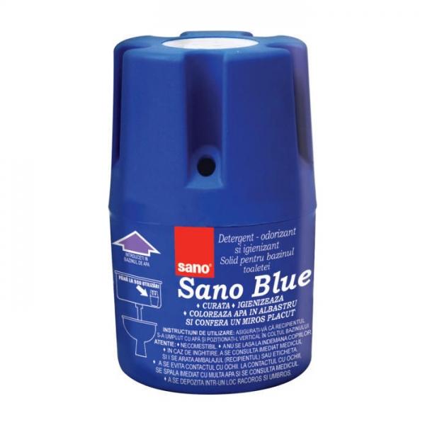 Sano Odorizant bazin WC, 150 g, Blue 0