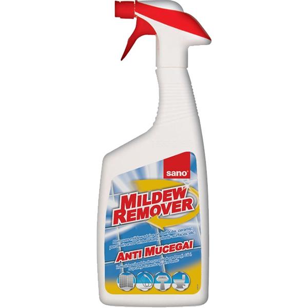 Sano Solutie antimucegai, cu pompa, 750 ml, Mildew Remover 0