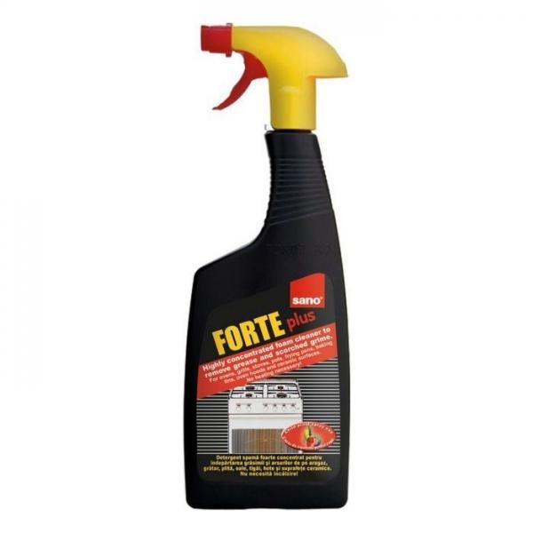 Sano Solutie aragaz, cu pompa, 500 ml, Forte Plus