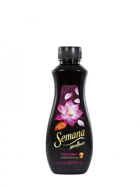 Semana Balsam de rufe, 250 ml, 10 spalari, 4in1 Moonflower Purple Radiance