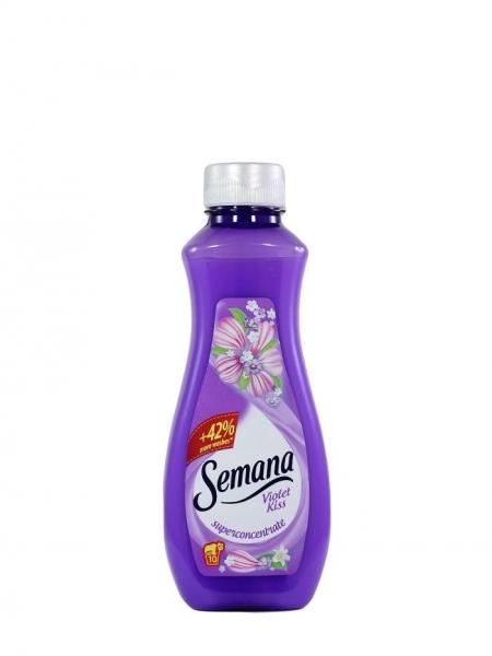 Semana Balsam de rufe, 250 ml, 10 spalari, Violet Kiss
