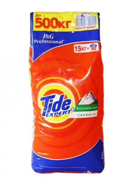 Tide Detergent automat, 15 kg, 100 spalari, Expert