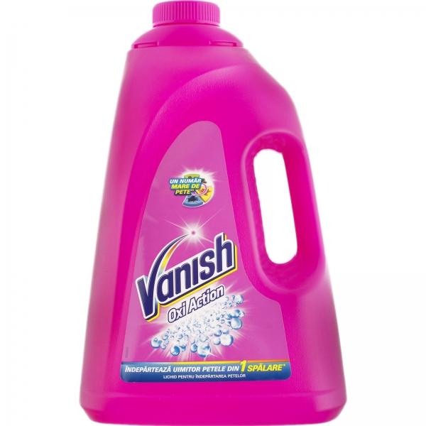 Vanish Detergent indepartare pete, 3 L, Oxi Action 0