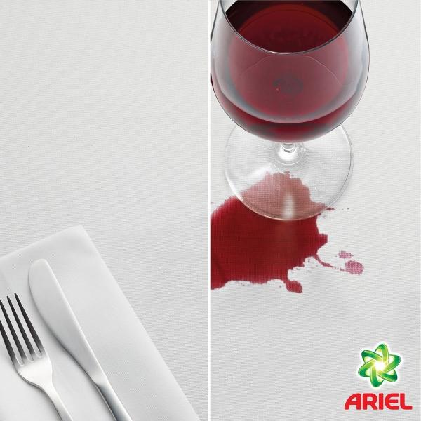 Ariel Detergent lichid, 2.2L, 40 spalari, Touch of Lenor Fresh 4