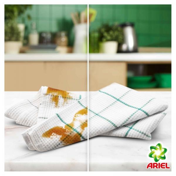 Ariel Detergent lichid, 2.2L, 40 spalari, Touch of Lenor Fresh 3