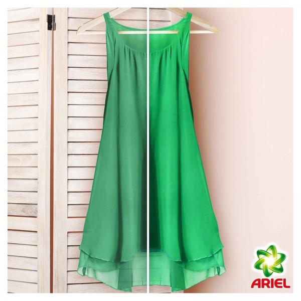 Ariel Detergent lichid, 2.2L, 40 spalari, Touch of Lenor Fresh 2