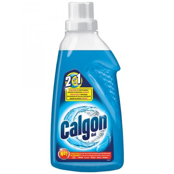 Calgon Gel anticalcar, 750 ml, 2in1 Power Gel