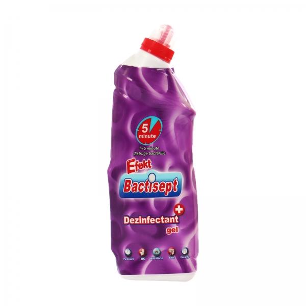 Efekt Dezinfectant gel, 750 ml, Bactisept Violet
