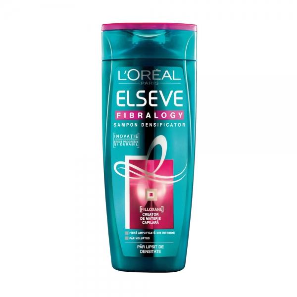 L'Oréal Elvital Sampon, 300 ml, Fibralogy 0