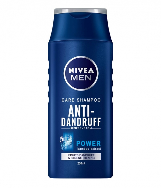 Nivea Sampon, Barbati, 250 ml, Anti-matreata Power 0