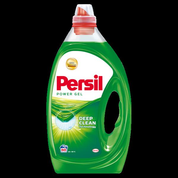 Persil Detergent lichid, 3L, 60 spalari, Power Gel 0