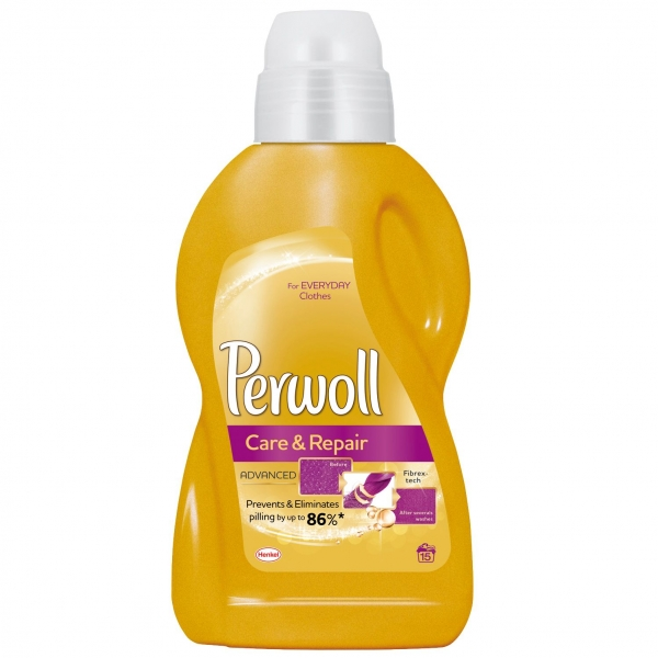 Perwoll Detergent lichid, 900 ml, 15 spalari, Care & Repair 0