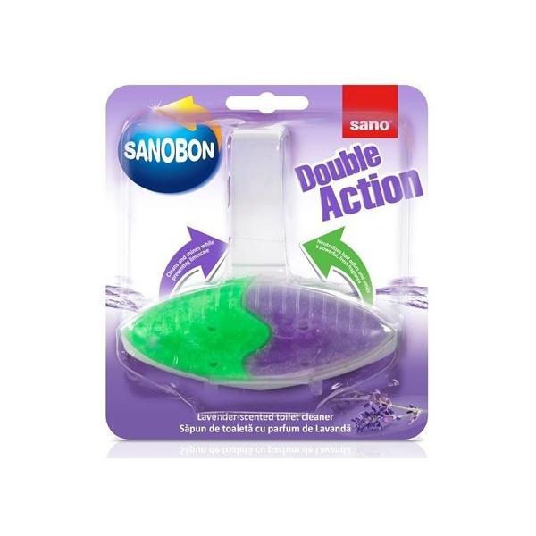 Sano Odorizant WC, 55 g, Double Action Lavender