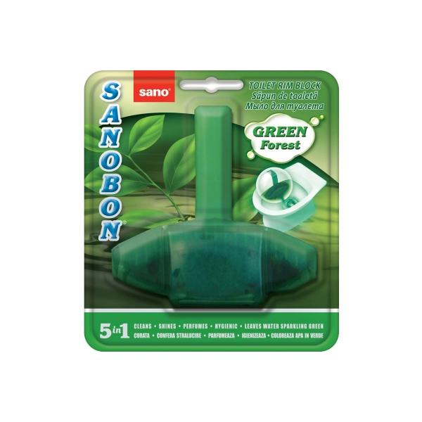 Sano Odorizant WC, 55 g, Green Forest