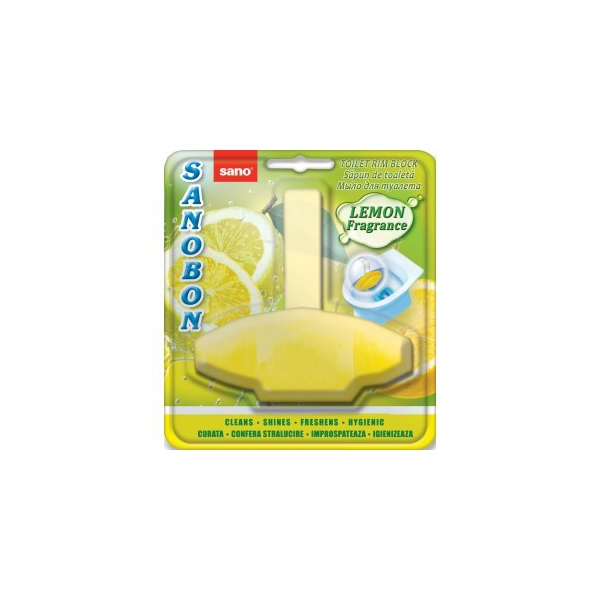 Sano Odorizant WC, 55 g, Lemon