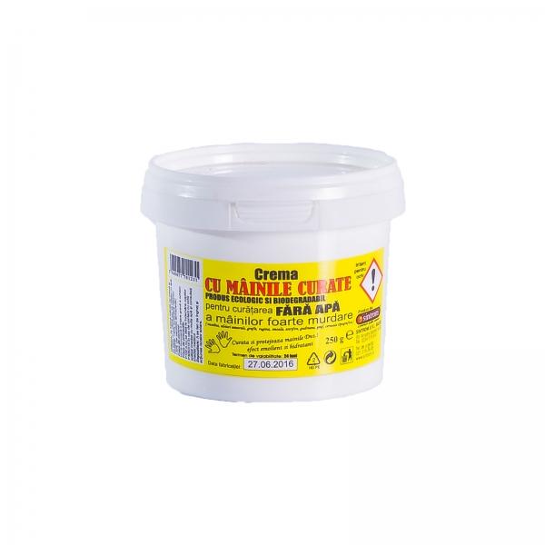 Zaffa Solutie pentru curatat mainile, 250 g